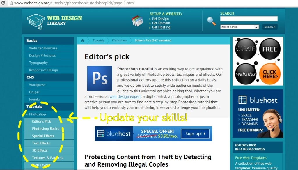 photoshop website