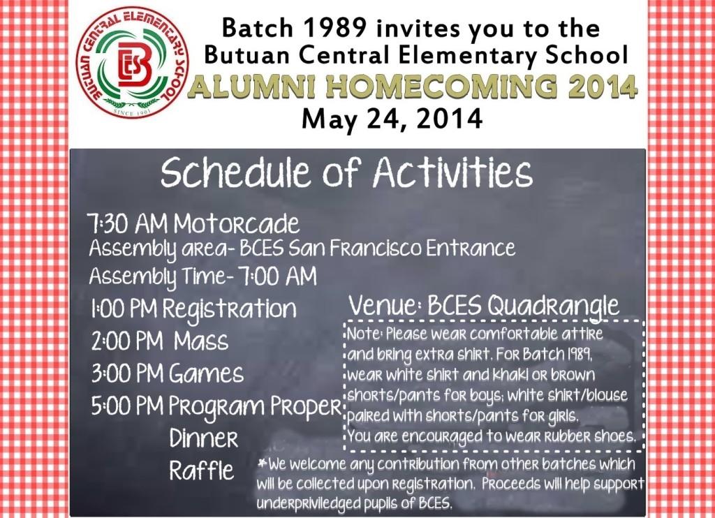 bces invitation