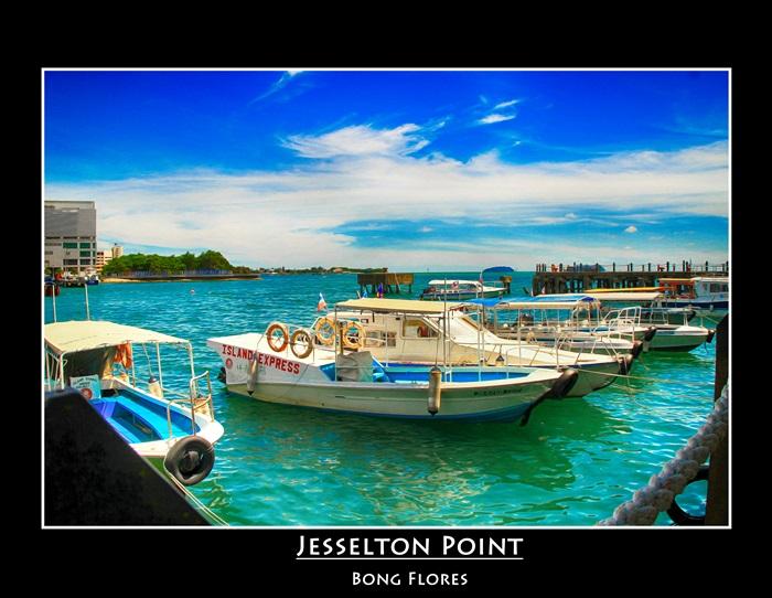 Jesselton Point
